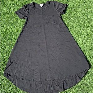 ~UNICORN~ Black LuLaRoe Carly Dress